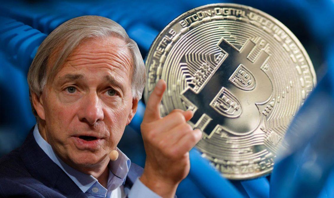 "Ray Dalio ""Bitcoin Sahibiyim"""