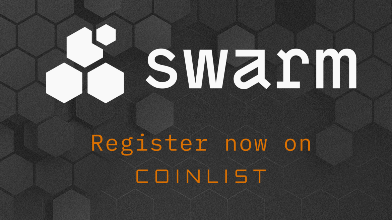 Swarm Coin Nedir? Swarm Coinlist Ön Satış